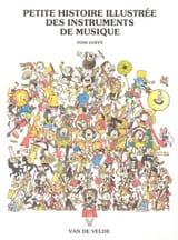 Toni GOFFE - Petite histoire illustrée des instruments - Livre - di-arezzo.fr
