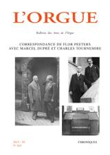 Revue - L'Orgue, n° 303 (2013/III) - Livre - di-arezzo.fr