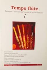 Tempo flûte n° 9 (Premier semestre 2014) Revue Livre laflutedepan.com