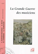 Collectif - The great war of the musicians - Book - di-arezzo.com