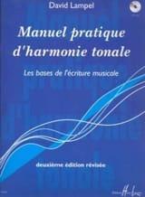 David LAMPEL - Manuel pratique d'harmonie tonale - Livre - di-arezzo.fr