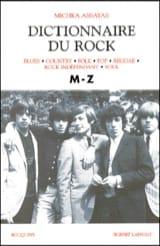 Michka dir. ASSAYAS - Rock Dictionary, Vol. 2: MZ - Book - di-arezzo.co.uk