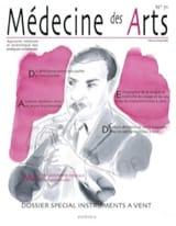 Medecine des Arts, n° 71 Revue Livre Les Sciences - laflutedepan.com