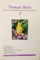 Tempo flûte n° 6 (Deuxième semestre 2012) Revue Livre laflutedepan.com