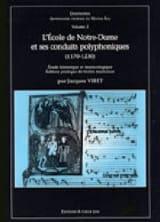 Diaphonia n° 2 : l'École de Notre-Dame et ses conduits polyphoniques (1170-1230) - laflutedepan.com