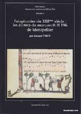 Diaphonia n°4: Polyphonies du XIIIe siècle laflutedepan.com