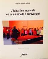 Collectif - Educación musical desde el jardín de infantes hasta la universidad - Libro - di-arezzo.es