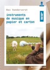 Instruments de musique en papier et carton laflutedepan.com