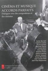 Cinéma et musique, accords parfaits Collectif Livre laflutedepan.com