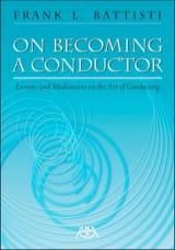 On Becoming a Conductor (Livre en anglais) laflutedepan.com