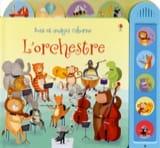 L'orchestre Sam TAPLIN Livre laflutedepan.com