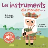 Marion BILLET - The instruments of the world, vol. 2 - Book - di-arezzo.co.uk