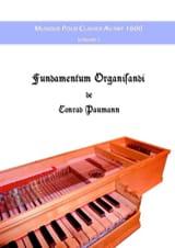 Fundamentum Organisandi de Conrad Paumann Collectif laflutedepan.com