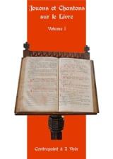 Le Contrepoint à 2 voix - Collectif - Livre - laflutedepan.com