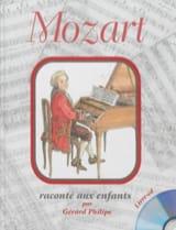 Georges DUHAMEL - Mozart raconté aux enfants - Livre - di-arezzo.fr