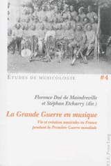 La Grande Guerre en musique - laflutedepan.com