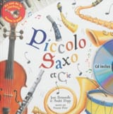 BROUSSOLLE Jean / POPP André - Piccolo, Saxo and Co. - Book - di-arezzo.com