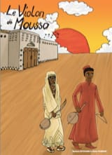 Le violon de Moussa (partitions, conte et musique) - laflutedepan.com