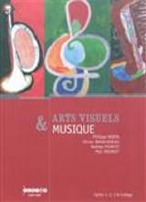Arts visuels et musique - MORIN - Livre - Les Arts - laflutedepan.com