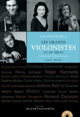 Les grands violonistes du XXe siècle, Tome 2: 1945-1985 laflutedepan.com