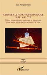 Aborder le répertoire baroque sur la flûte laflutedepan.com