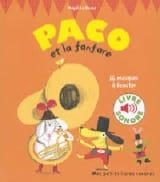 Paco et la fanfare LE HUCHE Magali Livre laflutedepan.com