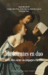Musiciennes en duo : mères, filles, soeurs ou compagnes d'artistes laflutedepan.com