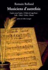 Musiciens d'autrefois : L'opéra avant l'opéra laflutedepan.com