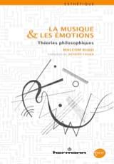 La musique et les émotions Malcom BUDD Livre laflutedepan.com