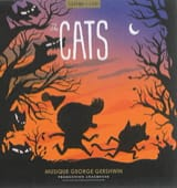The cats ; musique de George Gershwin laflutedepan.com