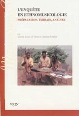 L'enquête en ethnomusicologie : préparation, terrain, analyse laflutedepan.com