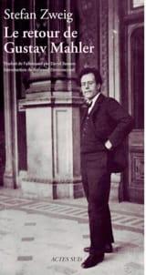 Le retour de Gustav Mahler Stefan ZWEIG Livre laflutedepan