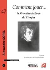 Comment jouer la Première Ballade de Chopin - laflutedepan.com