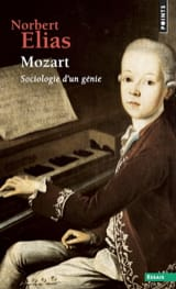 Mozart, sociologie d'un génie Norbert ELIAS Livre laflutedepan.com
