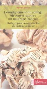 L'enseignement du solfège en conservatoire : un naufrage français laflutedepan.com
