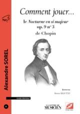 Comment jouer... le Nocturne en si majeur op. 9 n°3 de Chopin laflutedepan.com