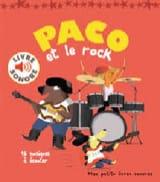Paco et le rock - HUCHE François LE - Livre - laflutedepan.com