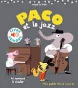Paco et le jazz - LE HUCHE François - Livre - laflutedepan.com