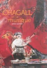 Chagall et la musique Ambre GAUTHIER Livre Les Arts - laflutedepan.com
