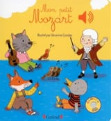Séverine CORDIER - My little Mozart - Book - di-arezzo.com
