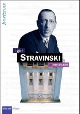 Igor Stravinski Jean GALLOIS Livre Les Hommes - laflutedepan.com