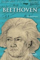Beethoven Élisabeth BRISSON Livre Les Hommes - laflutedepan.com