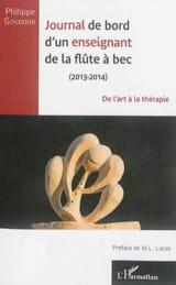 GOUDOUR - Journal de bord d'un enseignant de la flûte à bec (2013-2014) - Livre - di-arezzo.fr