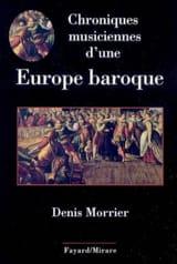 Chroniques musiciennes d'une Europe baroque laflutedepan.com