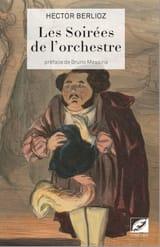 Les soirées de l'orchestre Hector BERLIOZ Livre laflutedepan.com