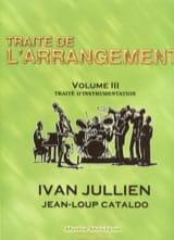 Ivan JULLIEN - Traité de l'arrangement, vol. 3 - Livre - di-arezzo.fr
