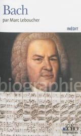 Bach Marc LEBOUCHER Livre Les Hommes - laflutedepan.com