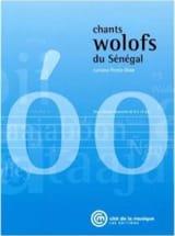 Chants wolof du Sénégal - PENNA-DIAW Luciana - laflutedepan.com