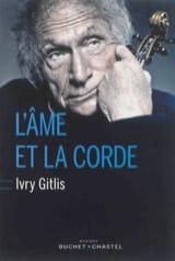L'âme et la corde Ivry GITLIS Livre Les Hommes - laflutedepan