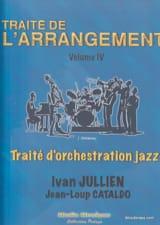 Traité de l'arrangement, vol. 4 Ivan JULLIEN Livre laflutedepan.com